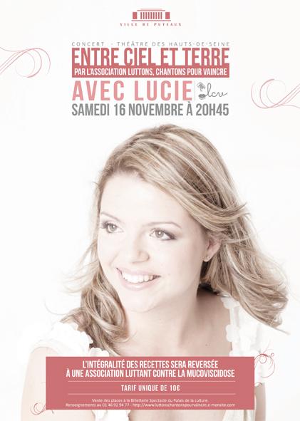 affiche du spectacle du 16 Novembre 2013 flyer_lucie-guyon-lcv_web